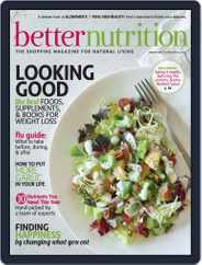 Better Nutrition (Digital) Subscription January 1st, 2017 Issue