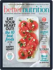 Better Nutrition (Digital) Subscription February 1st, 2017 Issue
