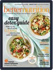 Better Nutrition (Digital) Subscription March 1st, 2017 Issue