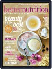 Better Nutrition (Digital) Subscription April 1st, 2017 Issue