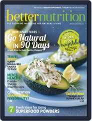 Better Nutrition (Digital) Subscription June 1st, 2017 Issue