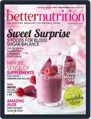 Better Nutrition (Digital) Subscription August 1st, 2017 Issue