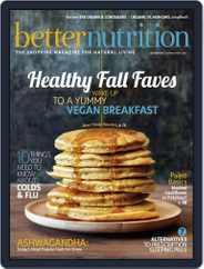Better Nutrition (Digital) Subscription October 1st, 2017 Issue