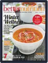Better Nutrition (Digital) Subscription December 1st, 2017 Issue