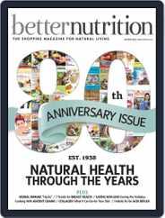 Better Nutrition (Digital) Subscription October 1st, 2018 Issue