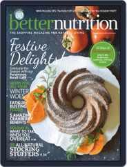 Better Nutrition (Digital) Subscription December 1st, 2018 Issue
