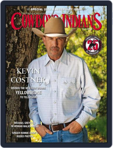 Cowboys & Indians July 1st, 2018 Digital Back Issue Cover
