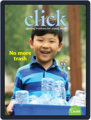 Click Science And Discovery Magazine For Preschoolers And Young Children March 1st, 2019 Digital Back Issue Cover