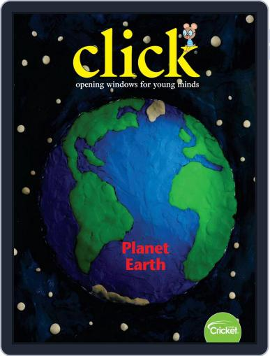 Click Science And Discovery Magazine For Preschoolers And Young Children October 1st, 2019 Digital Back Issue Cover