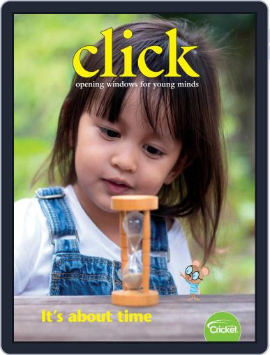 Click Science And Discovery Magazine For Preschoolers And Young Children November 1st, 2019 Digital Back Issue Cover