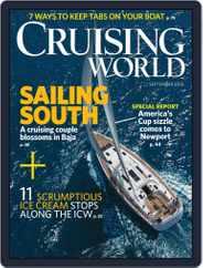 Cruising World (Digital) Subscription August 11th, 2012 Issue