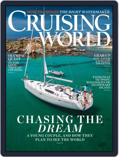 Cruising World January 17th, 2015 Digital Back Issue Cover