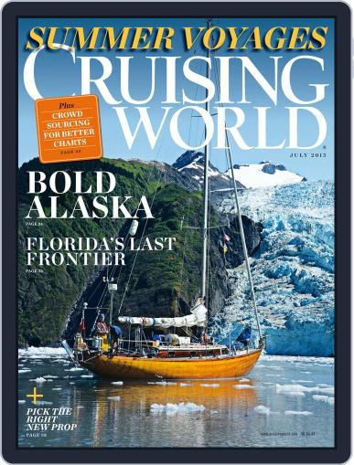 Cruising World July 1st, 2015 Digital Back Issue Cover
