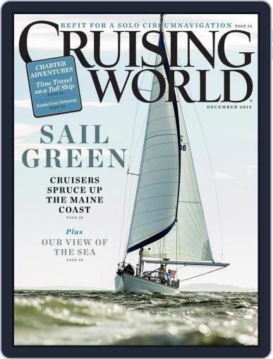 Cruising World November 30th, 2015 Digital Back Issue Cover