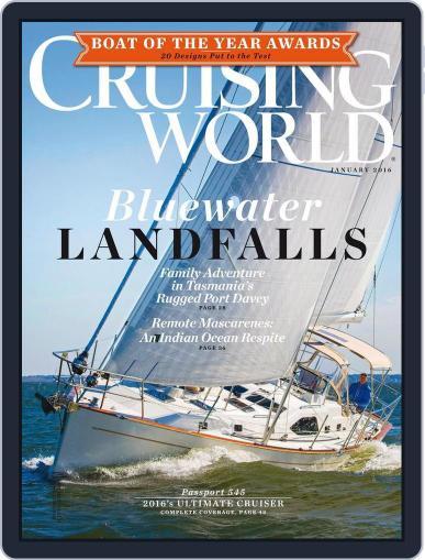 Cruising World December 19th, 2015 Digital Back Issue Cover