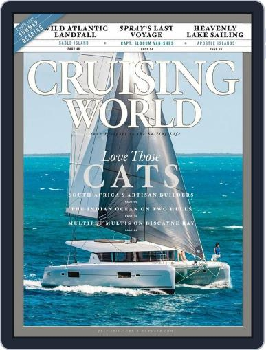 Cruising World May 14th, 2016 Digital Back Issue Cover