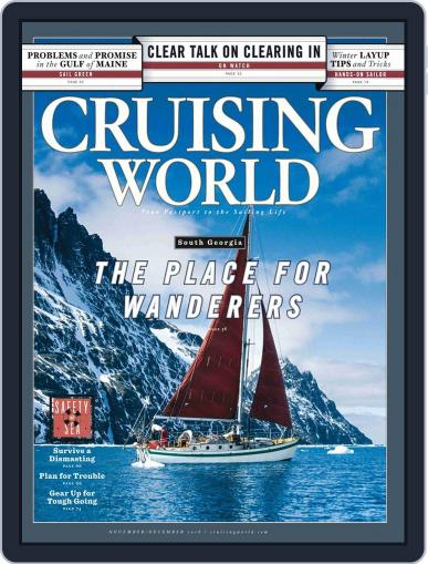 Cruising World November 1st, 2018 Digital Back Issue Cover
