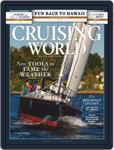 Cruising World March 1st, 2019 Digital Back Issue Cover