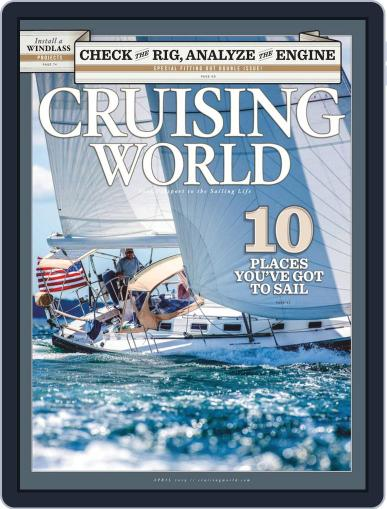 Cruising World April 1st, 2019 Digital Back Issue Cover