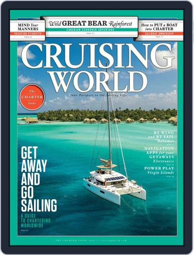 Cruising World July 3rd, 2019 Digital Back Issue Cover