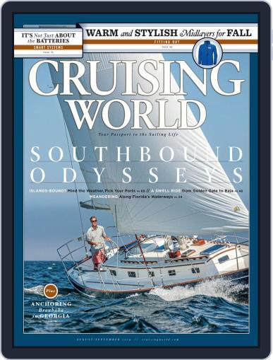 Cruising World August 1st, 2019 Digital Back Issue Cover