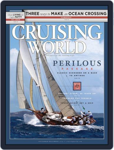 Cruising World November 1st, 2019 Digital Back Issue Cover