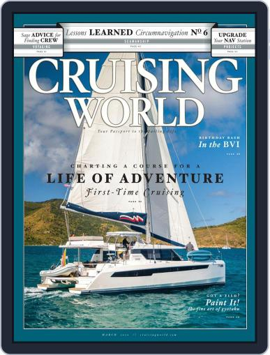 Cruising World March 1st, 2020 Digital Back Issue Cover