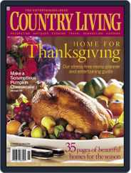 Country Living (Digital) Subscription October 4th, 2005 Issue