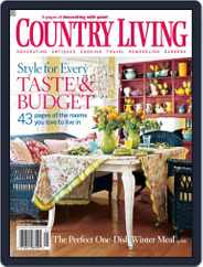 Country Living (Digital) Subscription December 13th, 2005 Issue