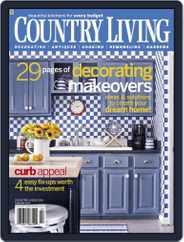 Country Living (Digital) Subscription January 10th, 2006 Issue