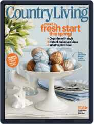 Country Living (Digital) Subscription March 16th, 2011 Issue