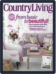 Country Living (Digital) Subscription August 9th, 2011 Issue