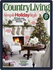 Country Living (Digital) Subscription November 22nd, 2011 Issue