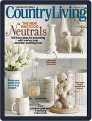 Country Living (Digital) Subscription January 3rd, 2012 Issue