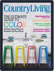 Country Living (Digital) Subscription July 31st, 2014 Issue
