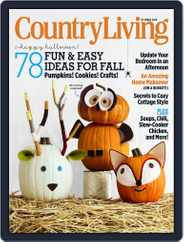 Country Living (Digital) Subscription August 28th, 2014 Issue