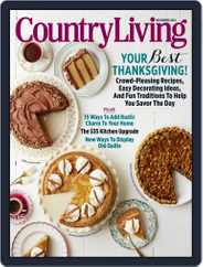 Country Living (Digital) Subscription October 3rd, 2014 Issue
