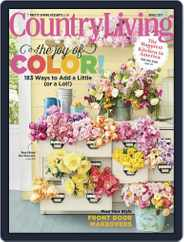 Country Living (Digital) Subscription April 1st, 2017 Issue