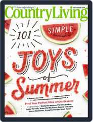 Country Living (Digital) Subscription July 1st, 2018 Issue