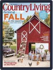 Country Living (Digital) Subscription November 1st, 2018 Issue
