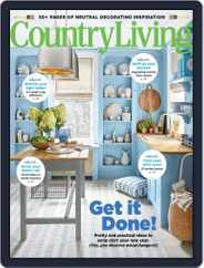Country Living (Digital) Subscription January 1st, 2020 Issue