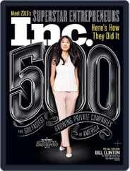 Inc. (Digital) Subscription August 17th, 2015 Issue