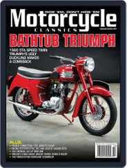 Motorcycle Classics (Digital) Subscription September 1st, 2018 Issue