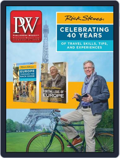 Publishers Weekly February 3rd, 2020 Digital Back Issue Cover