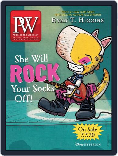 Publishers Weekly February 17th, 2020 Digital Back Issue Cover