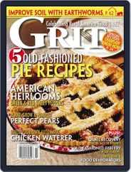 Grit (Digital) Subscription September 1st, 2016 Issue