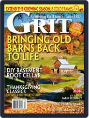 Grit (Digital) Subscription November 1st, 2016 Issue