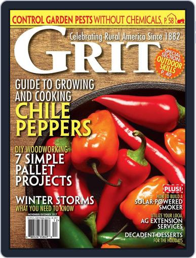 Grit November 1st, 2017 Digital Back Issue Cover