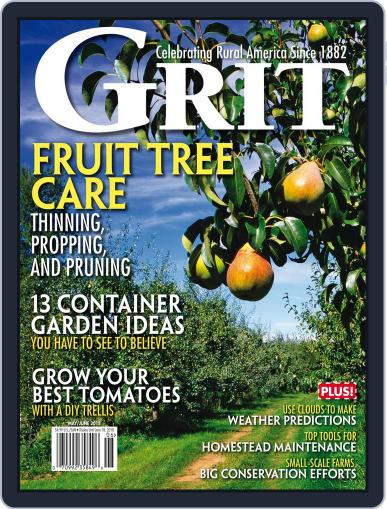 Grit May 1st, 2018 Digital Back Issue Cover