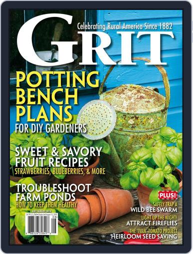 Grit July 1st, 2018 Digital Back Issue Cover